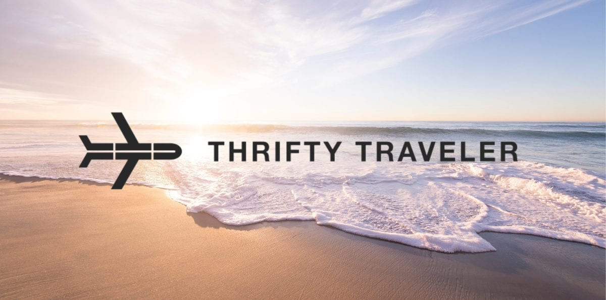 Celebrating 5 Years of Thrifty Traveler with a Confession…