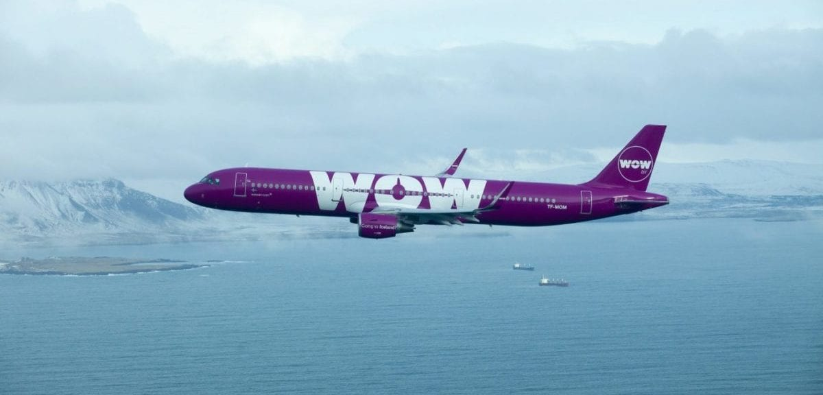 With New Owner, WOW air is Making a Comeback. Will it Work?