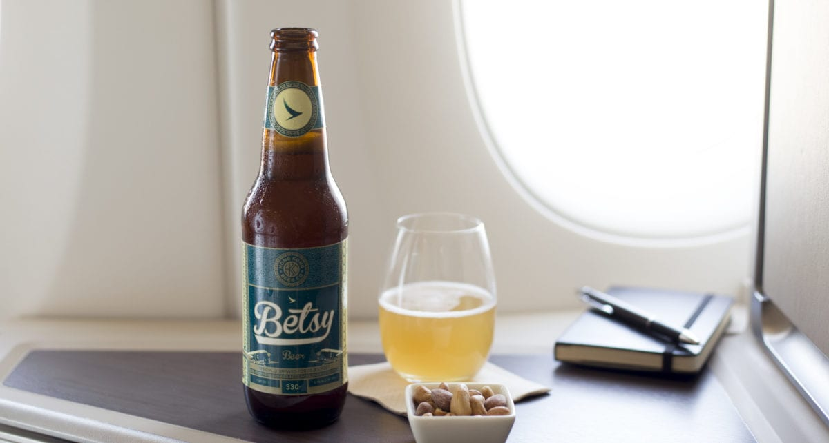 2 Airlines are Serving Beer Brewed to Taste Better In Flight