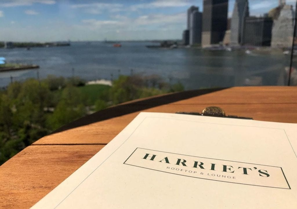 harriet's dumbo brooklyn