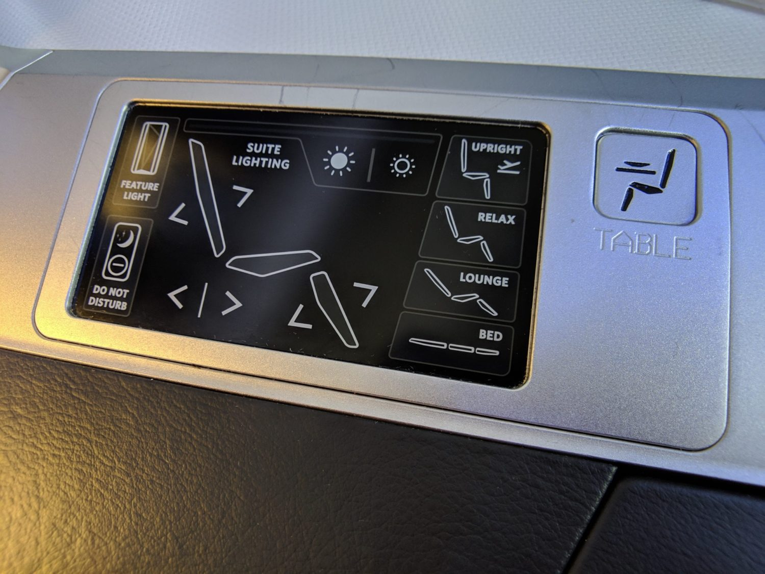 delta one suite controls