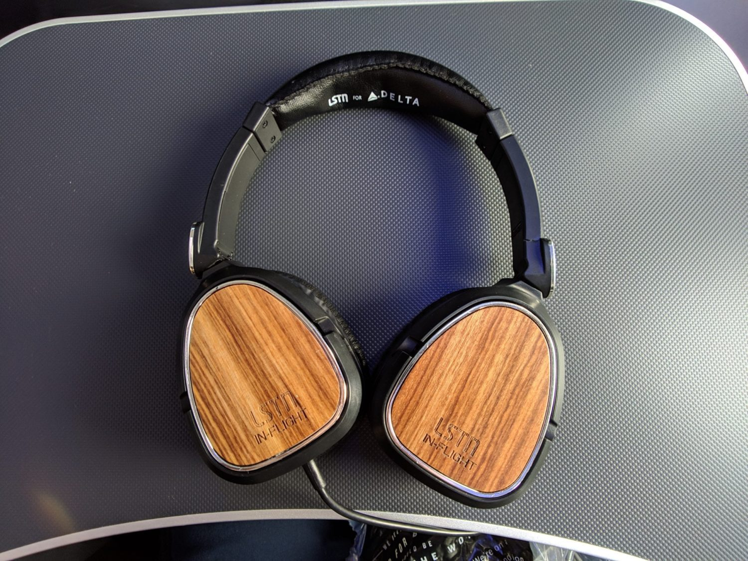 Delta One Suites headphones