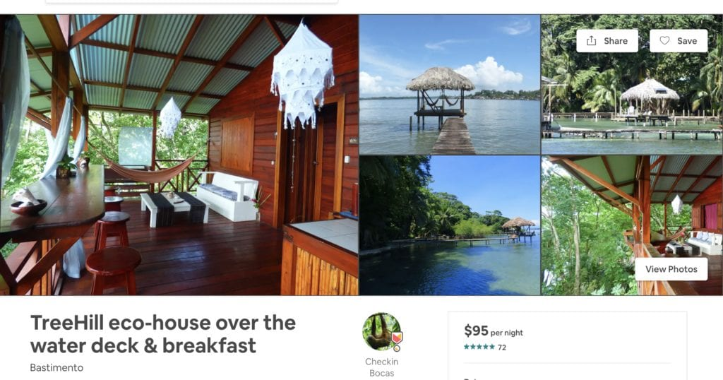 airbnb treehouse how to plan a trip
