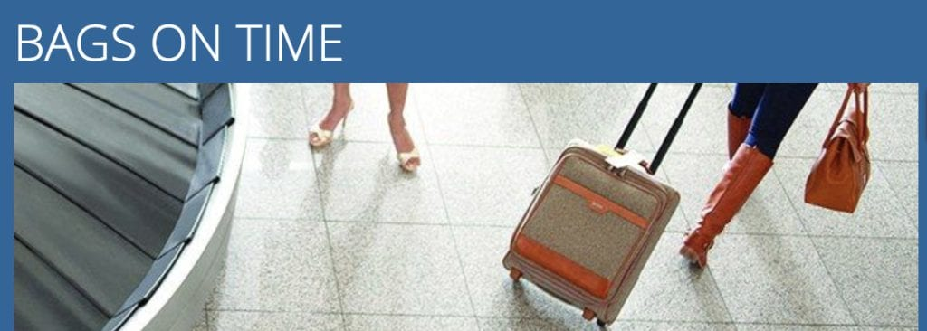earn delta skymiles with bags on time guarantee