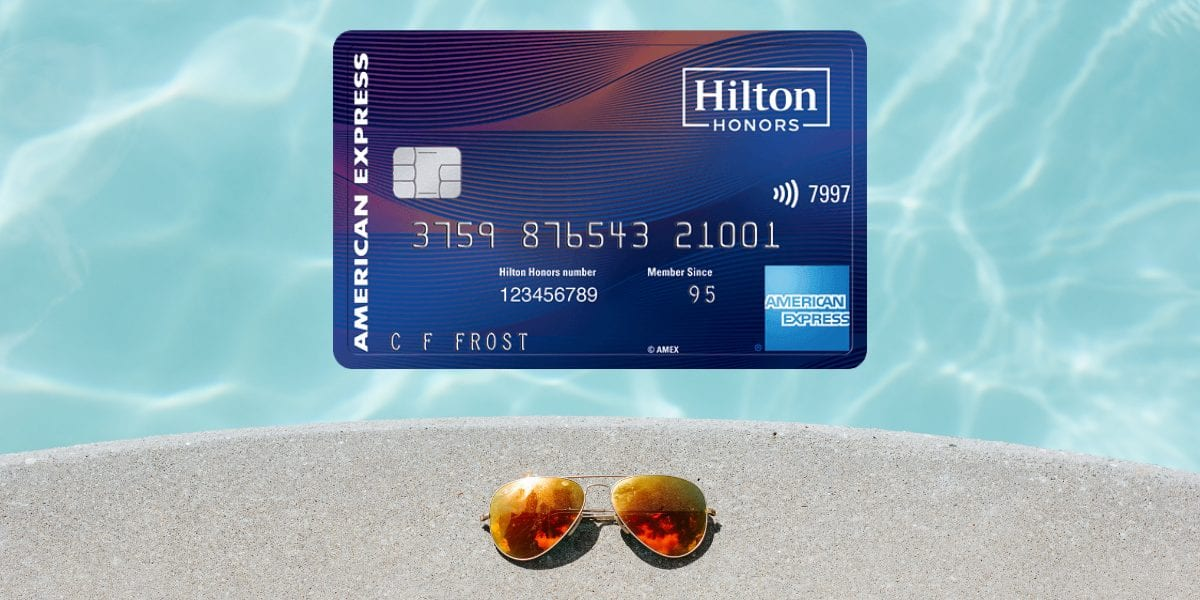Why the Amex Hilton Aspire Card is the Best Hotel Credit Card
