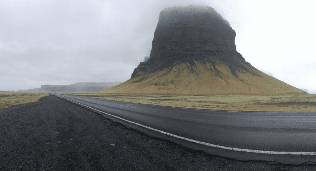 iceland butte