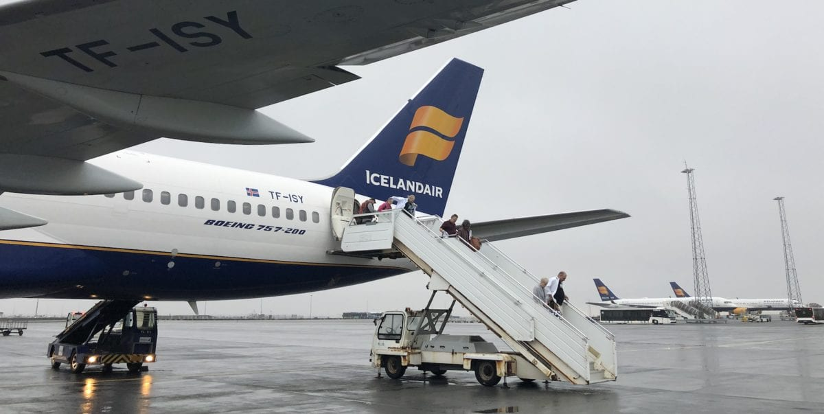 Icelandair Review: What it's Like to Fly Icelandair Economy