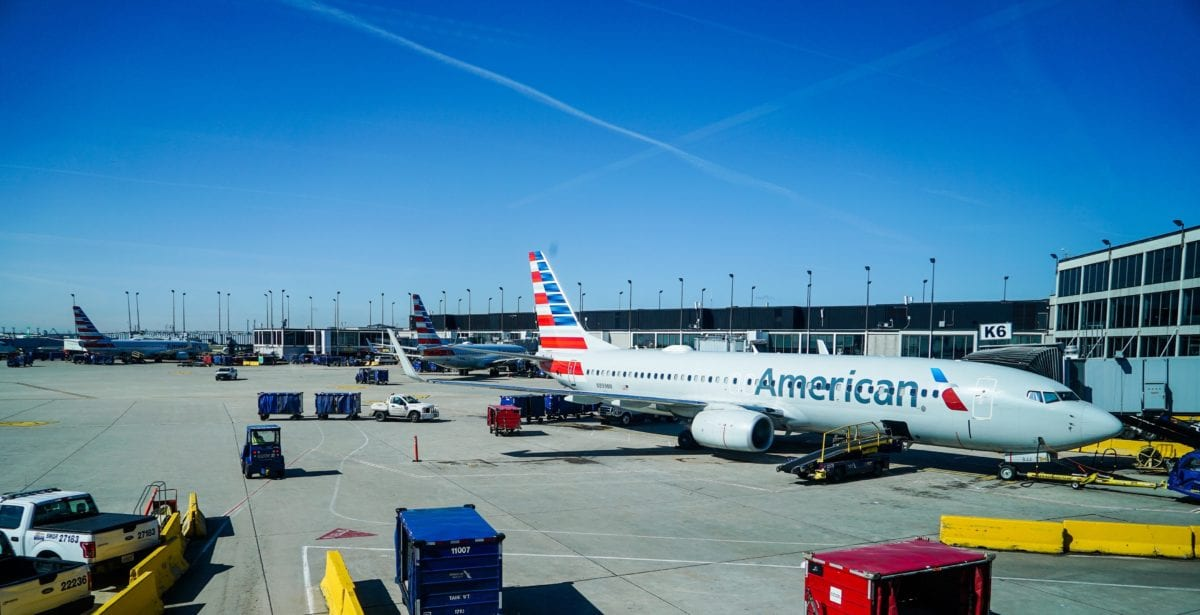 American Airlines Delays