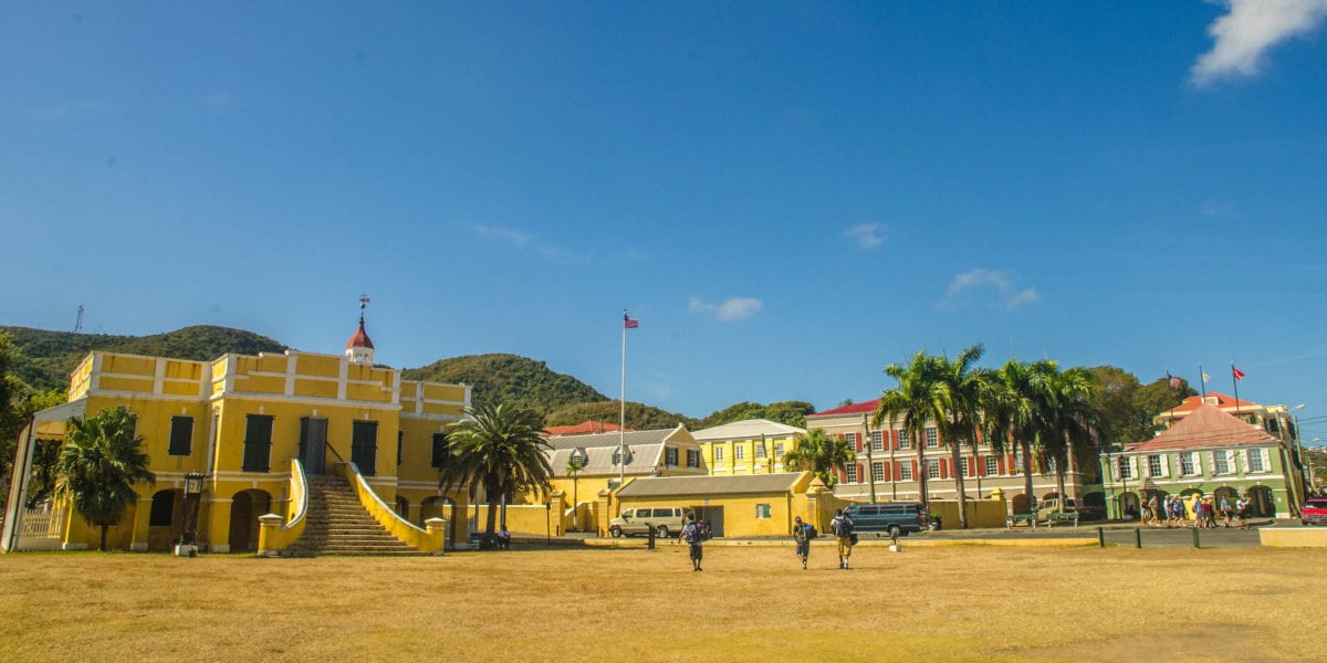 St Croix Christiansted