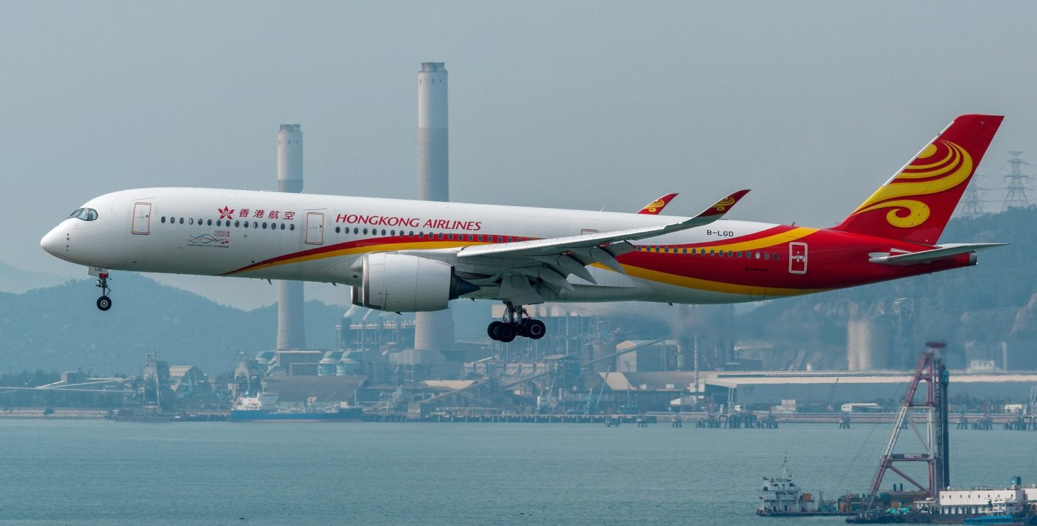 hong kong airlines san francisco