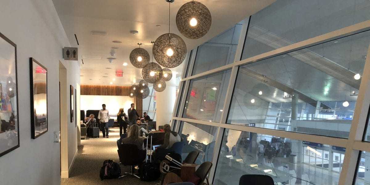Lounge Review: American Express Centurion Lounge Dallas (DFW)