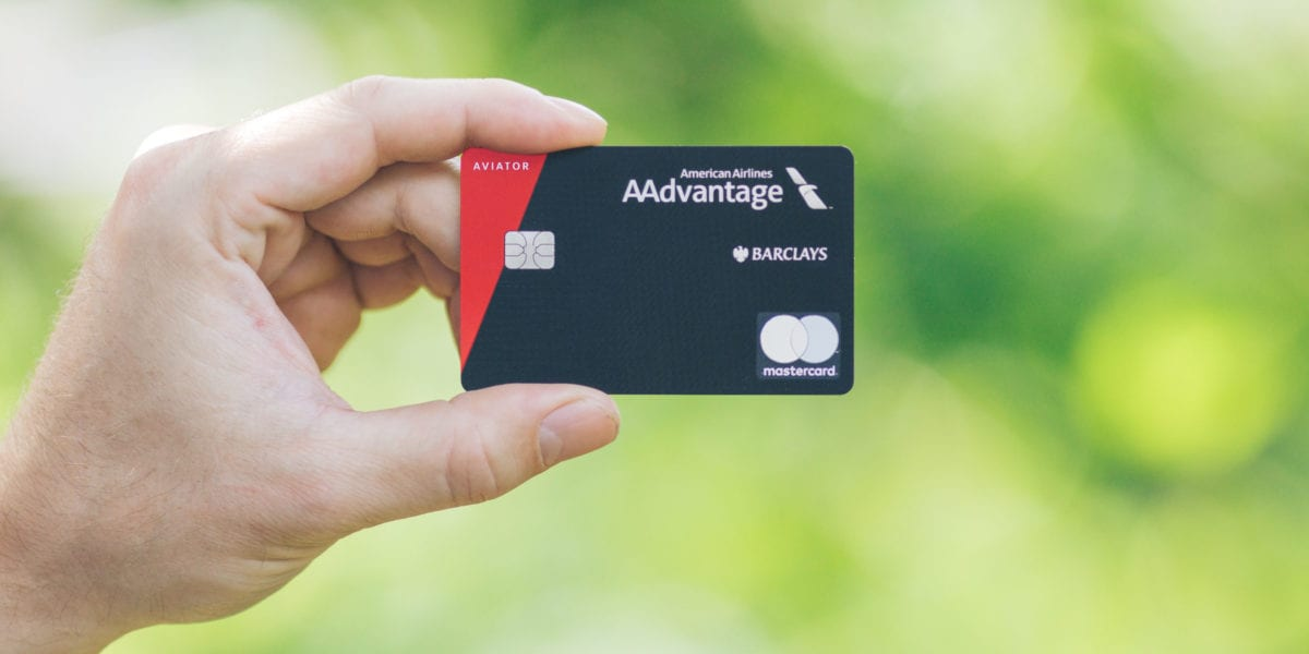 Earn 50K AA Miles After One Purchase with Aviator Mastercard