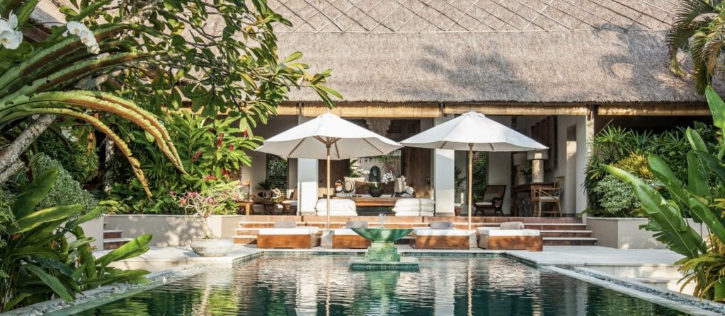 bali airbnb luxe