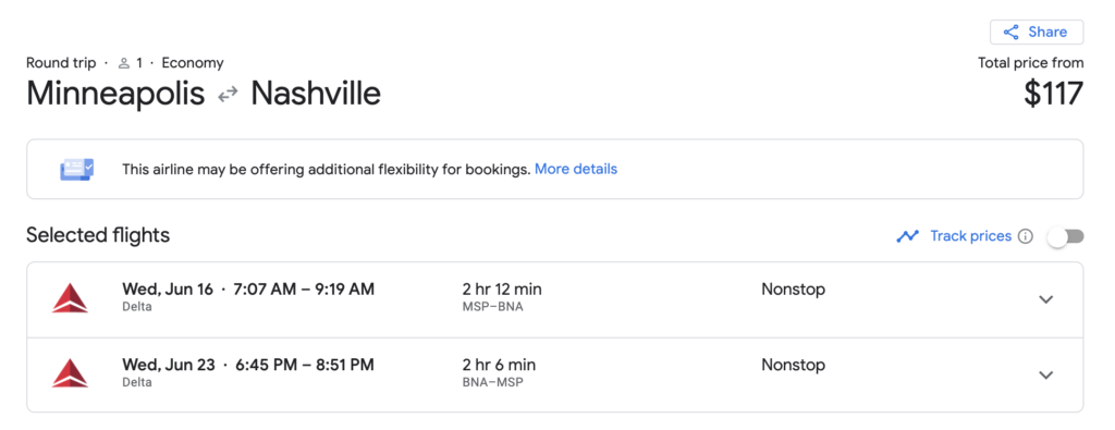 booking flight deals with points
