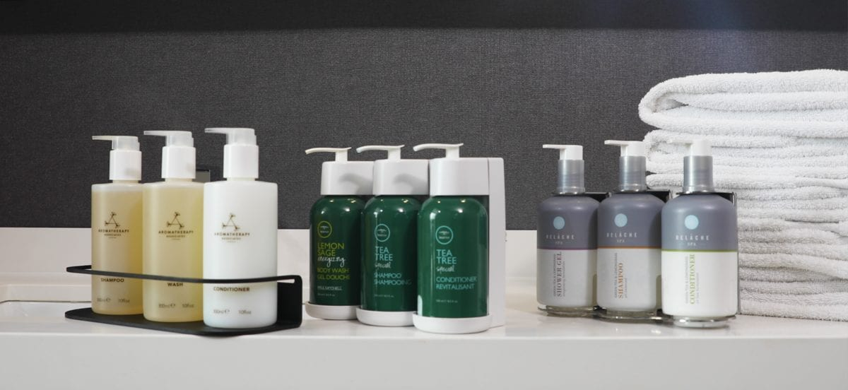 Marriott Joins the Rush to Eliminate All Single-Use Toiletry Bottles
