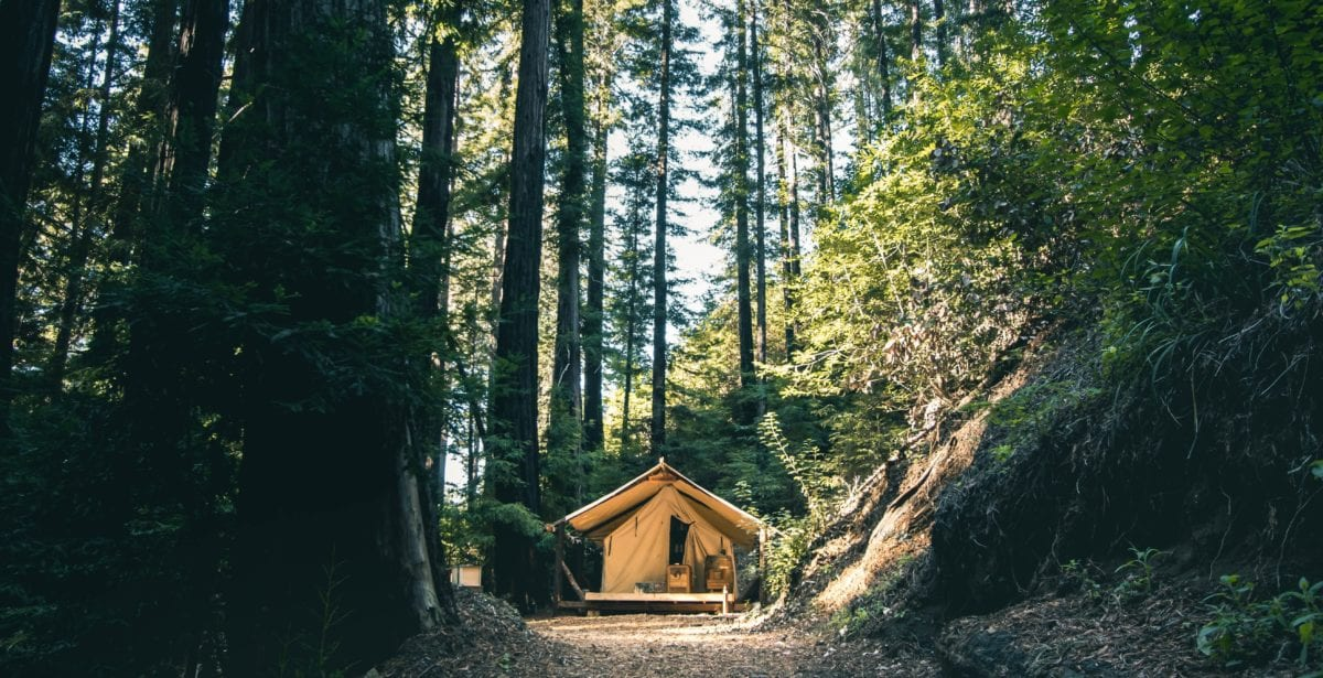 All About Glamping, And Why You Should Try It