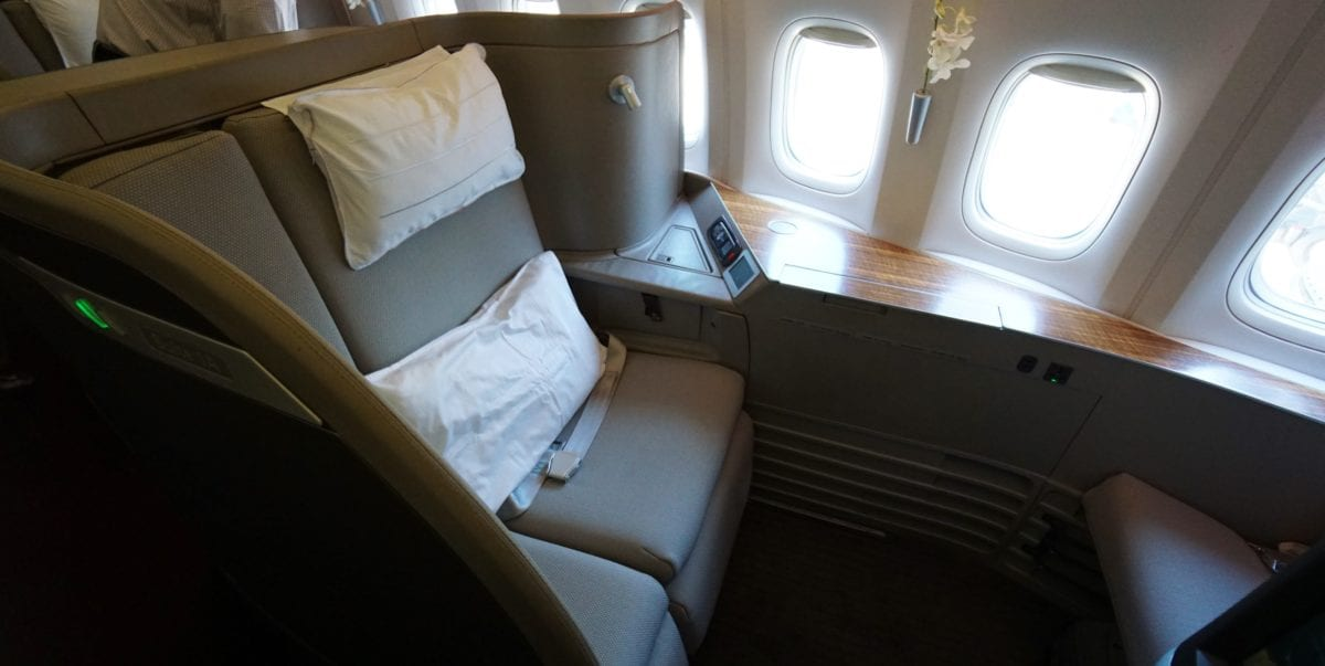 Cathay Pacific Route Cuts