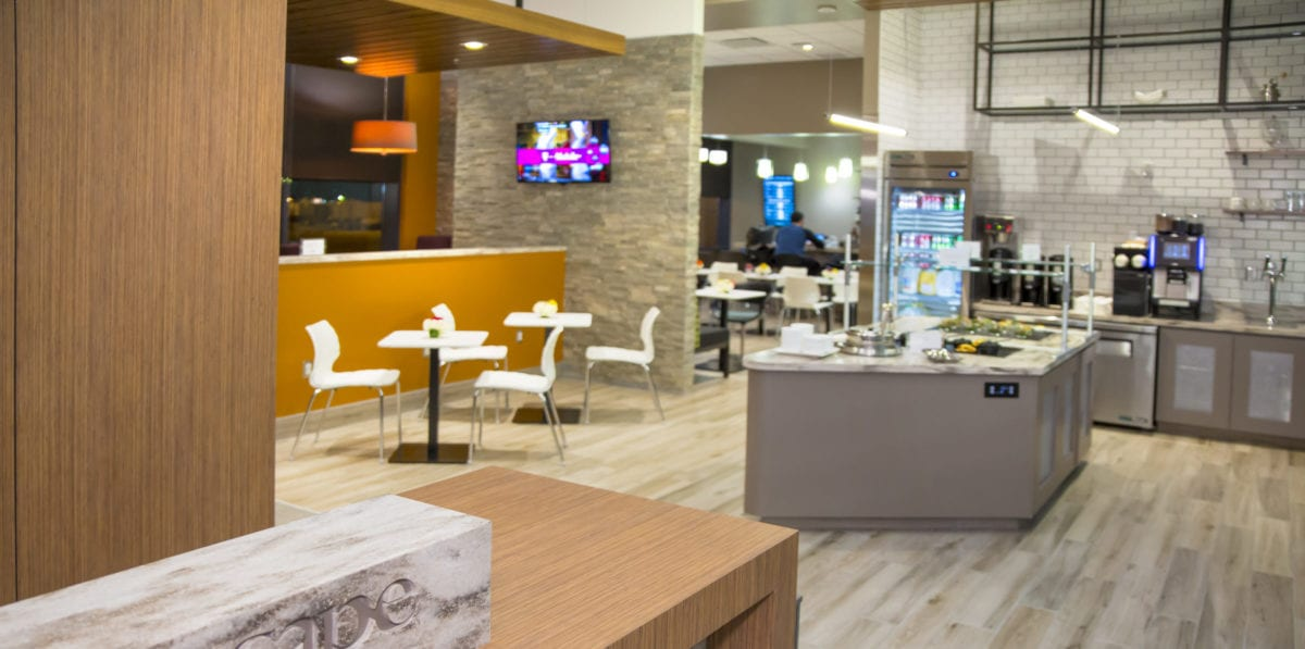 New Escape Lounge Now Open in Cincinnati Airport (CVG)