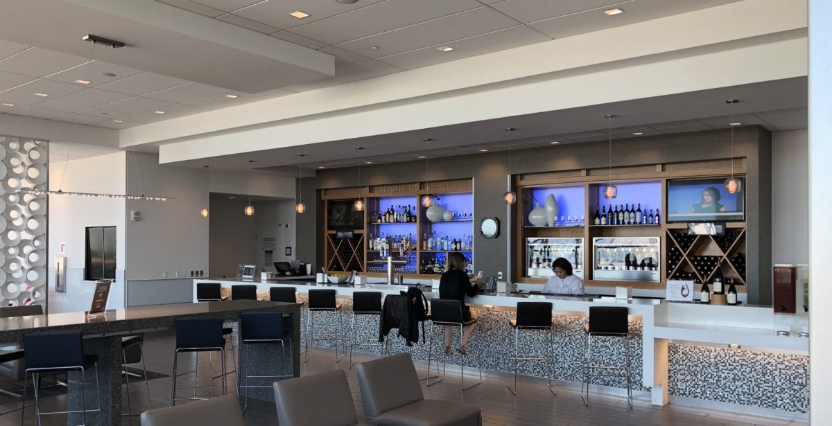 Lounge Review: Delta Sky Club San Francisco (SFO)