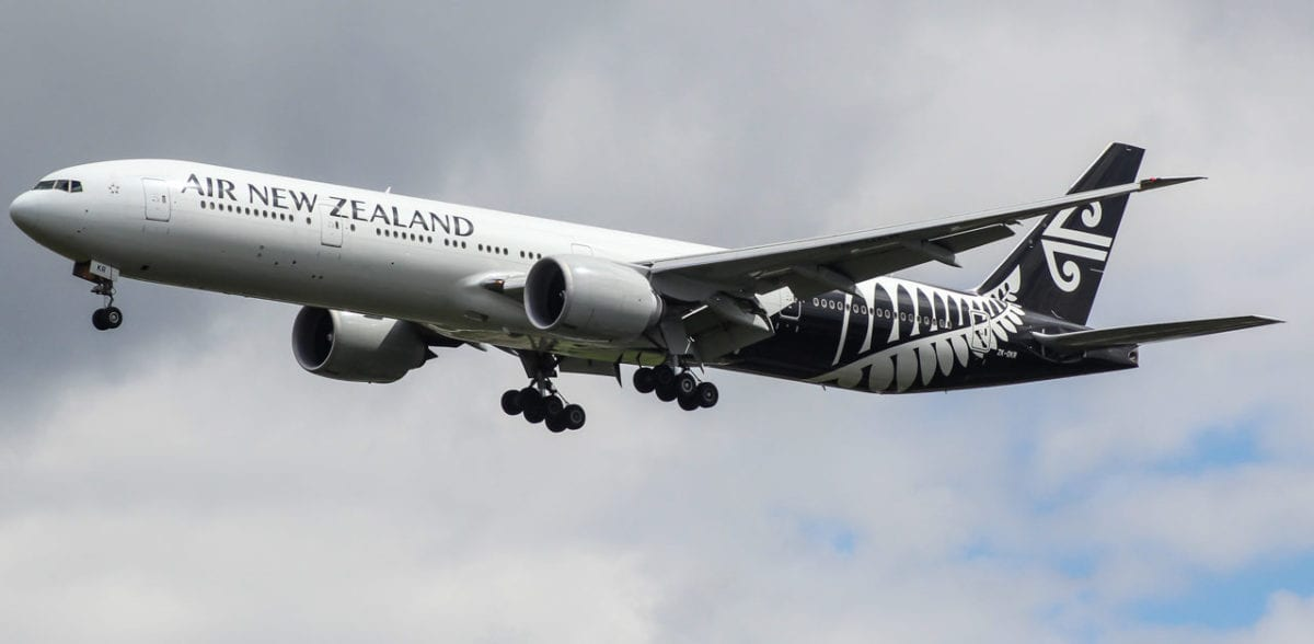 Air New Zealand Will Start Nonstop Flights from New York in 2020