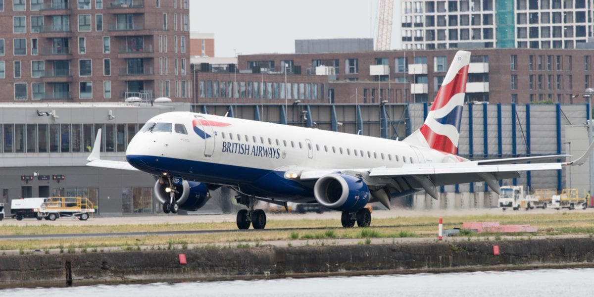 British Airways Plans to Offset Carbon Emissions for Domestic Flights