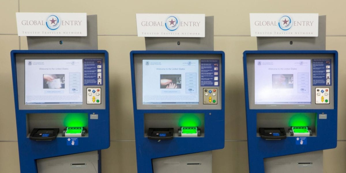 Global Entry membership fees
