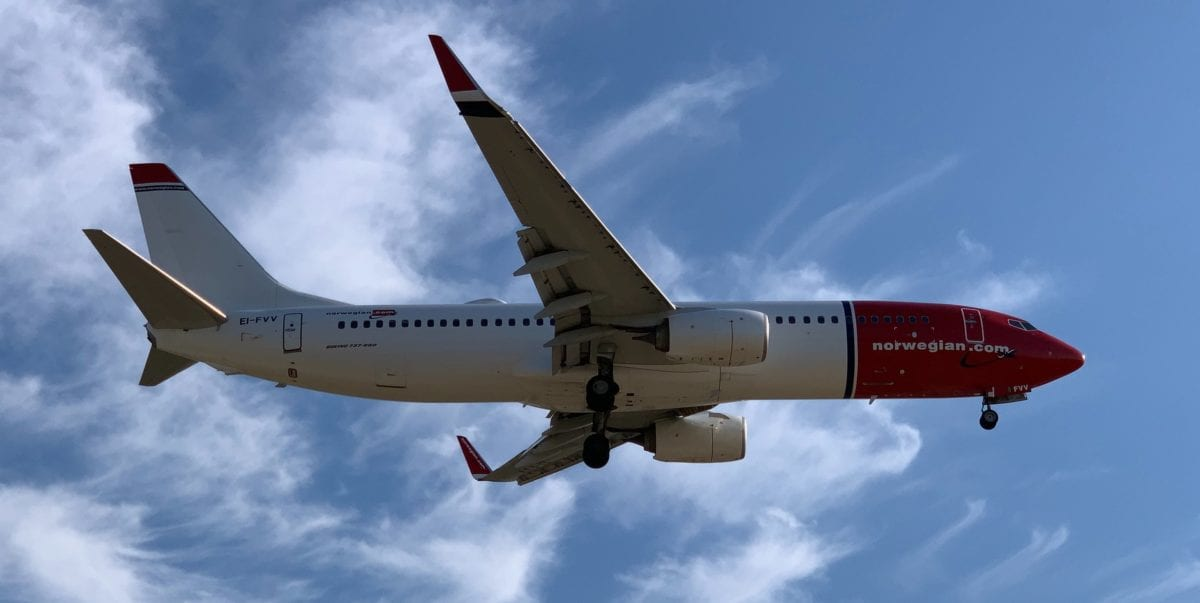 Norwegian Will Fly to Rome from Denver and Chicago in 2020