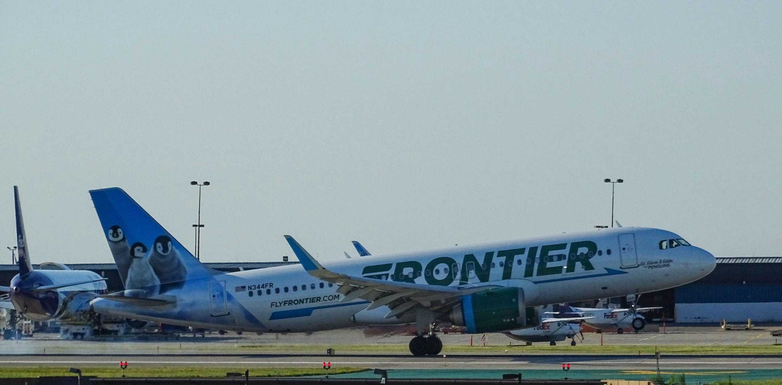 Frontier Mistakenly Sent A Mass Cancellation Email to Travelers
