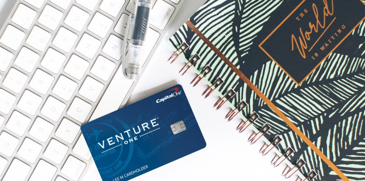 5 Reasons the Capital One VentureOne Card May Be Right for You