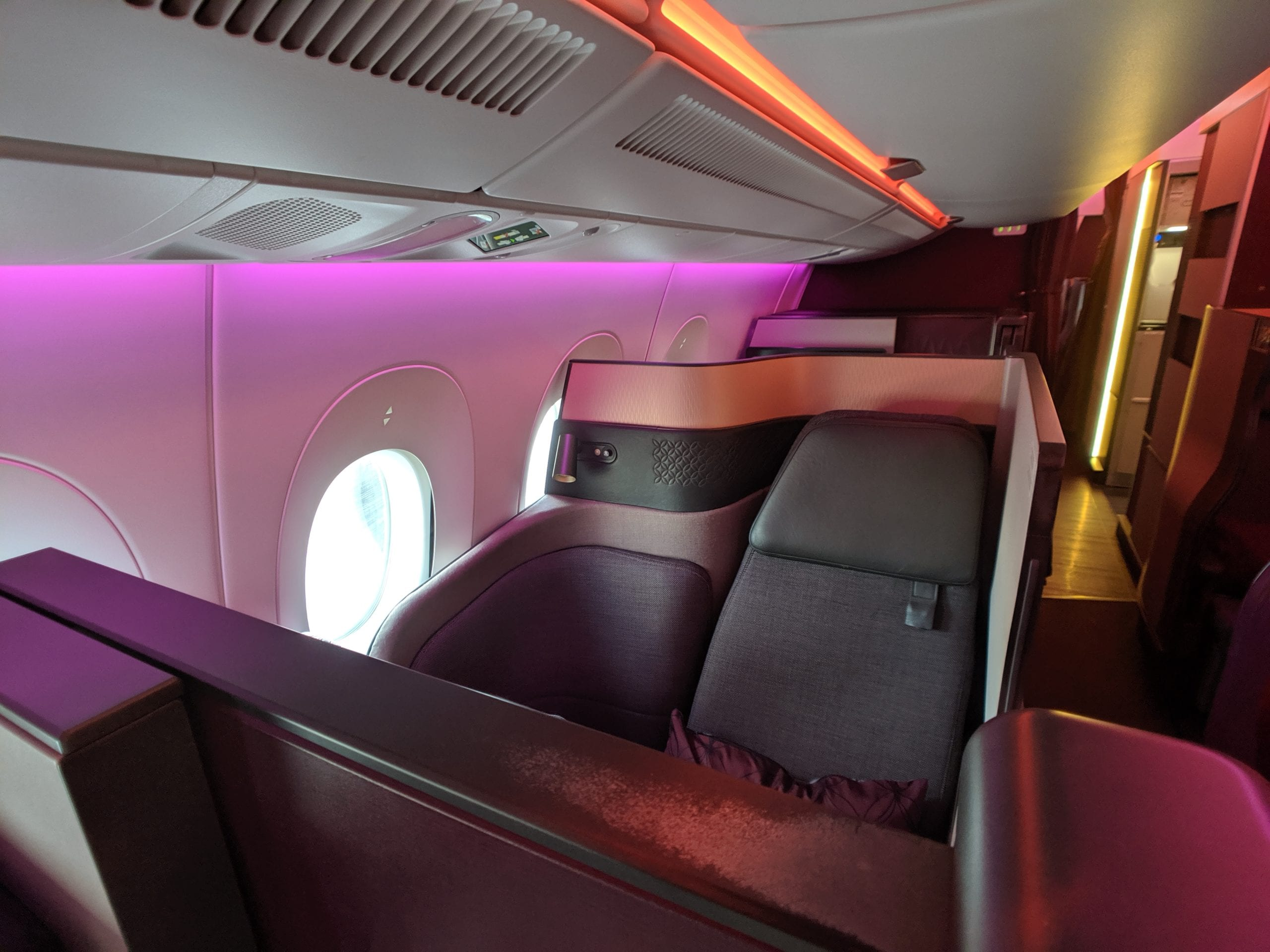 qatar airways qsuite review