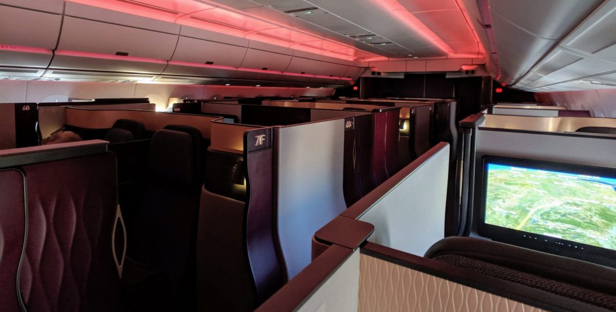 Qatar Goes Basic in Business Class … But What About Award Tickets?