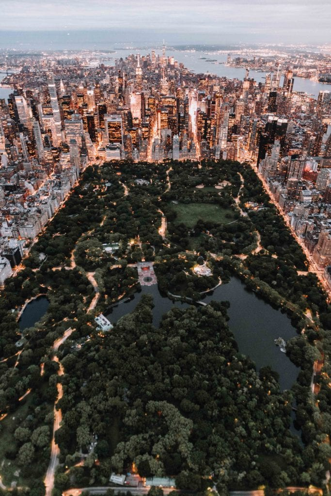 new york city attractions central park