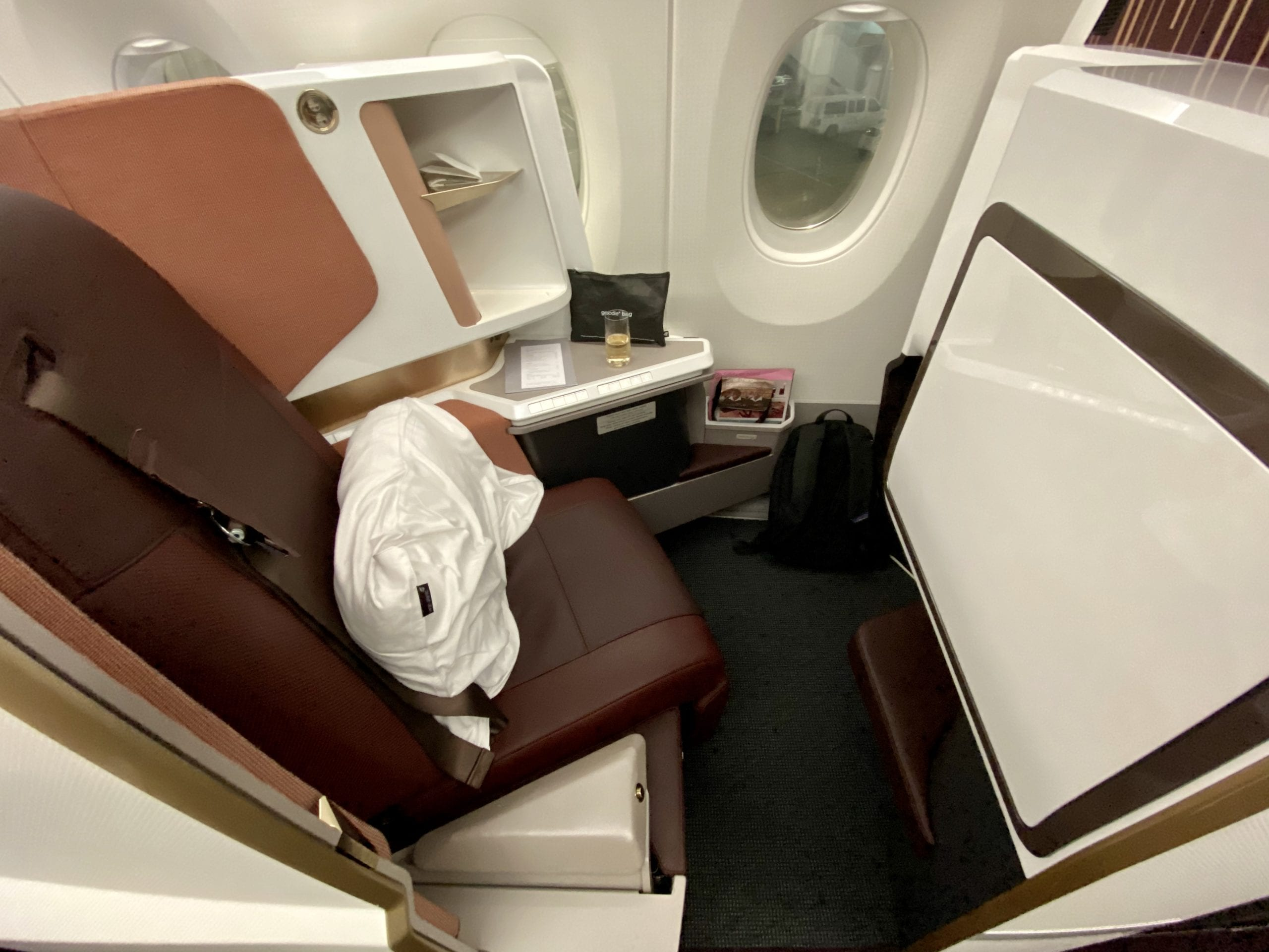 virgin Atlantic business class