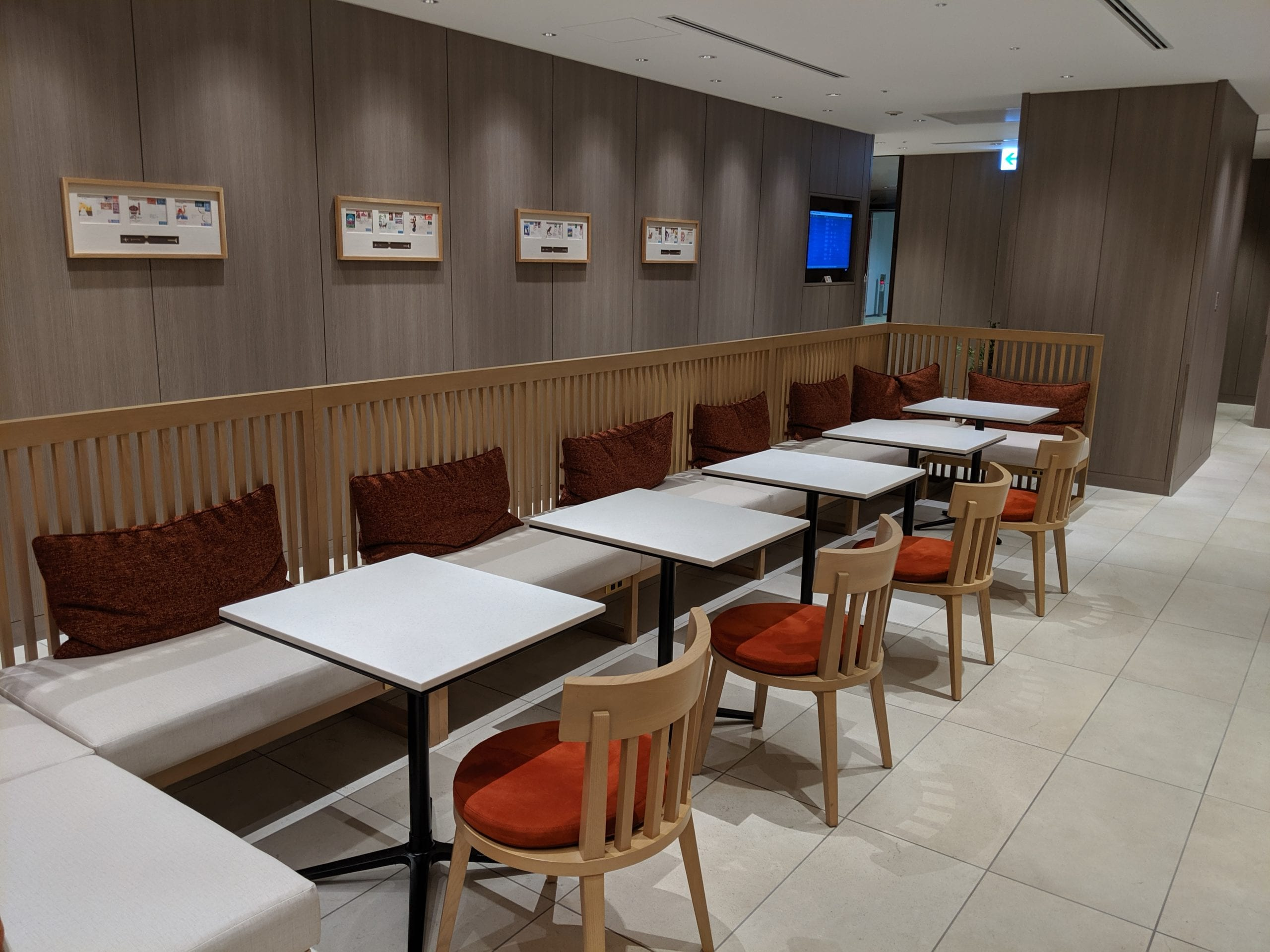 japan airlines lounge