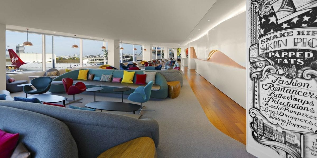 Priority Pass Adds Virgin Atlantic Clubhouse Lounge at San Francisco!