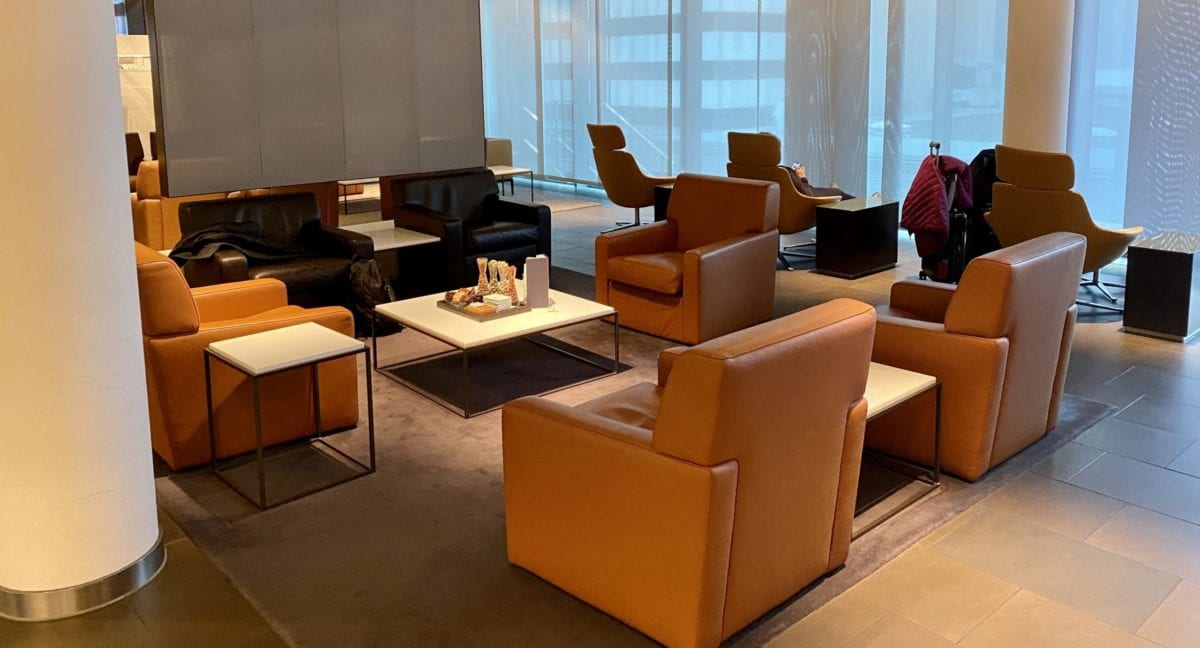 Is the Lufthansa First Class Terminal the World's Most Extra Airport Lounge?