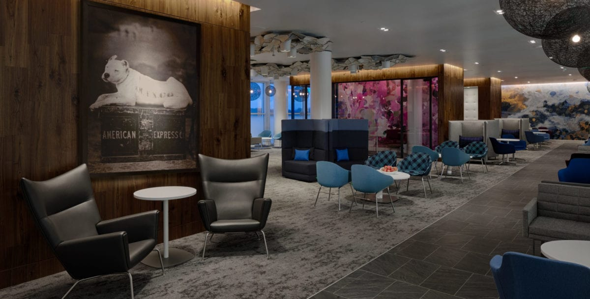 First Look at the New Charlotte Centurion Lounge, Opens Monday