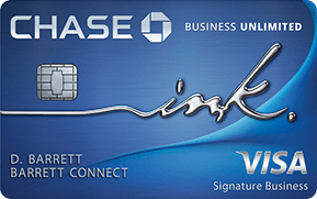 Chase Ink Business Unlimited