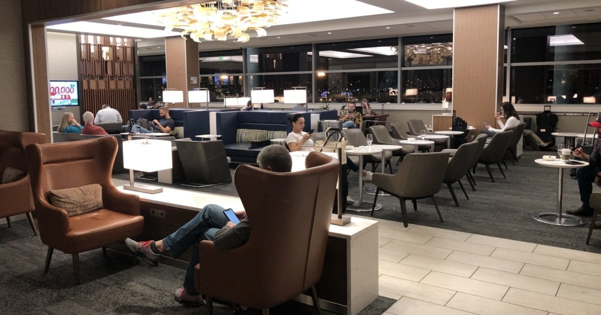 Lounge Review: Delta Sky Club Phoenix PHX)