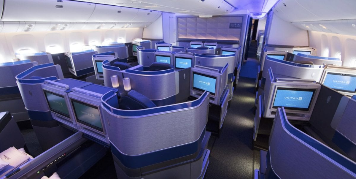 Great United Polaris Availability: Biz Class for 4+ to Europe in 2021!