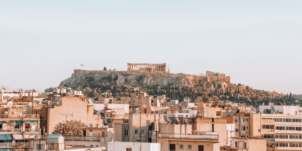 Delta Flash Sale to Greece from 32K SkyMiles RT This Summer & Fall!
