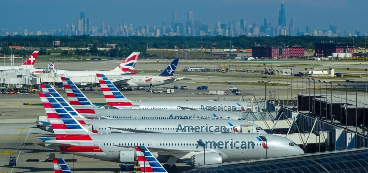 American Airlines Will Sell Flights 100% Full Starting July 1