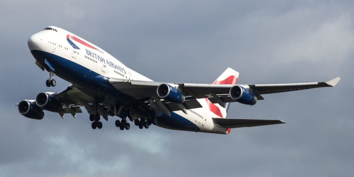Farewell to the Queen: British Airways Immediately Retires its 747s