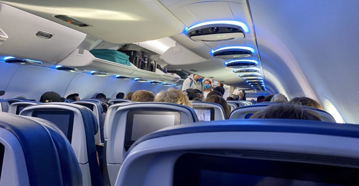 Flying Soon? Don't Assume Your Flight Will Be Empty