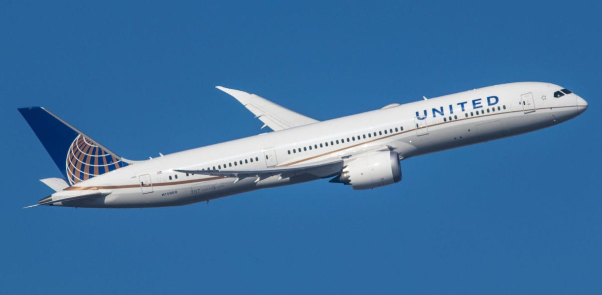 United Plans New Routes to Hawaii, India & Africa