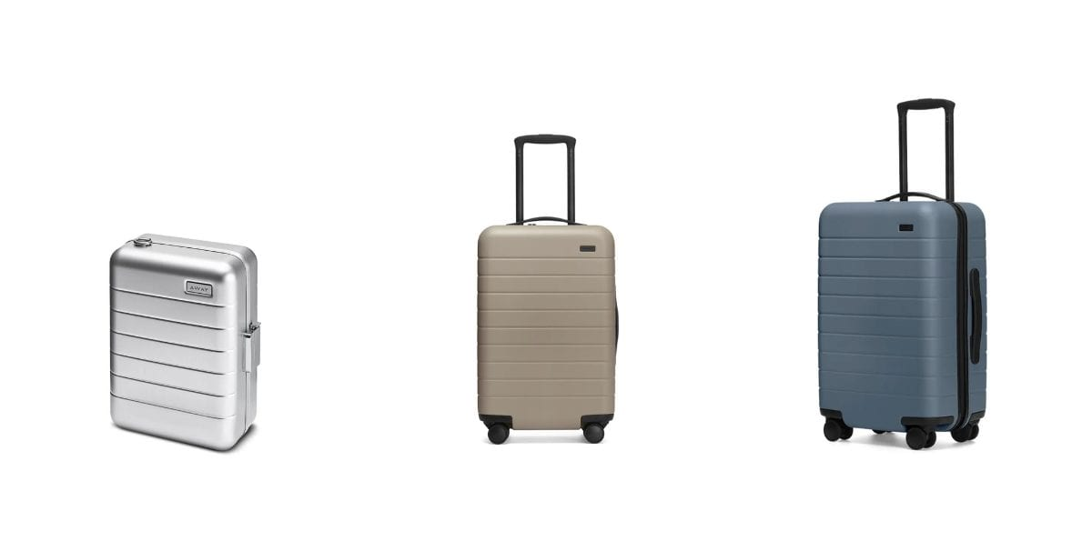 Ends Today: Away's Massive Sale with 50% Off Luggage & Gear!
