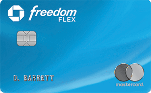 freedom flex card