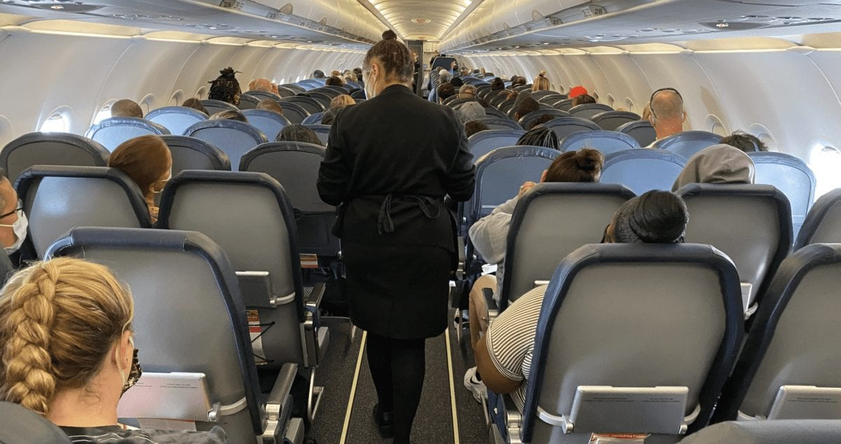 Flying Spirit Airlines During COVID-19 … What Pandemic? (VIDEO)