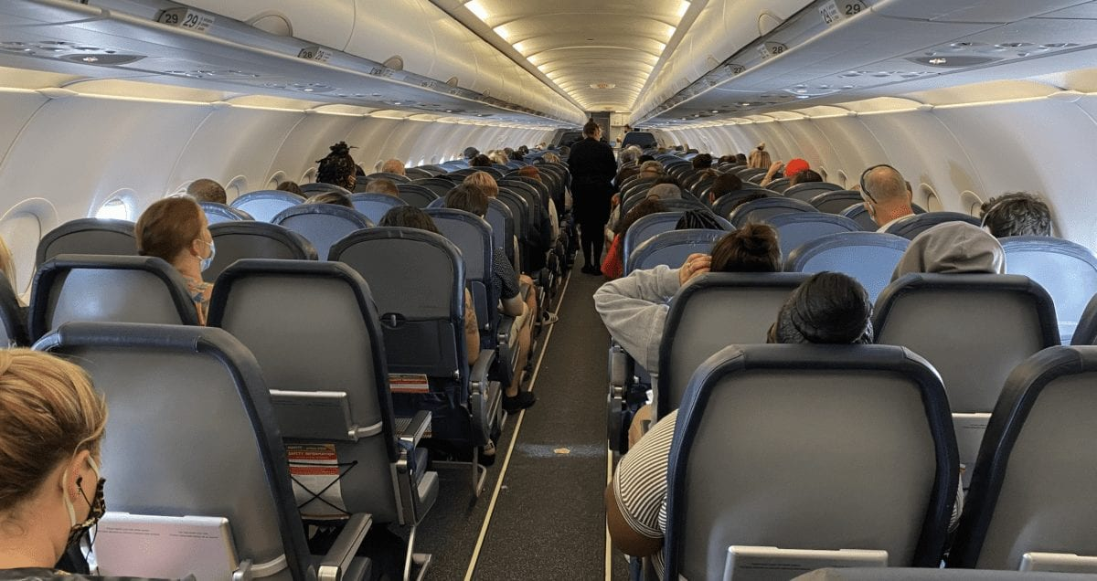 Want More Space on the Plane? A Guide to Airlines Blocking Middle Seats