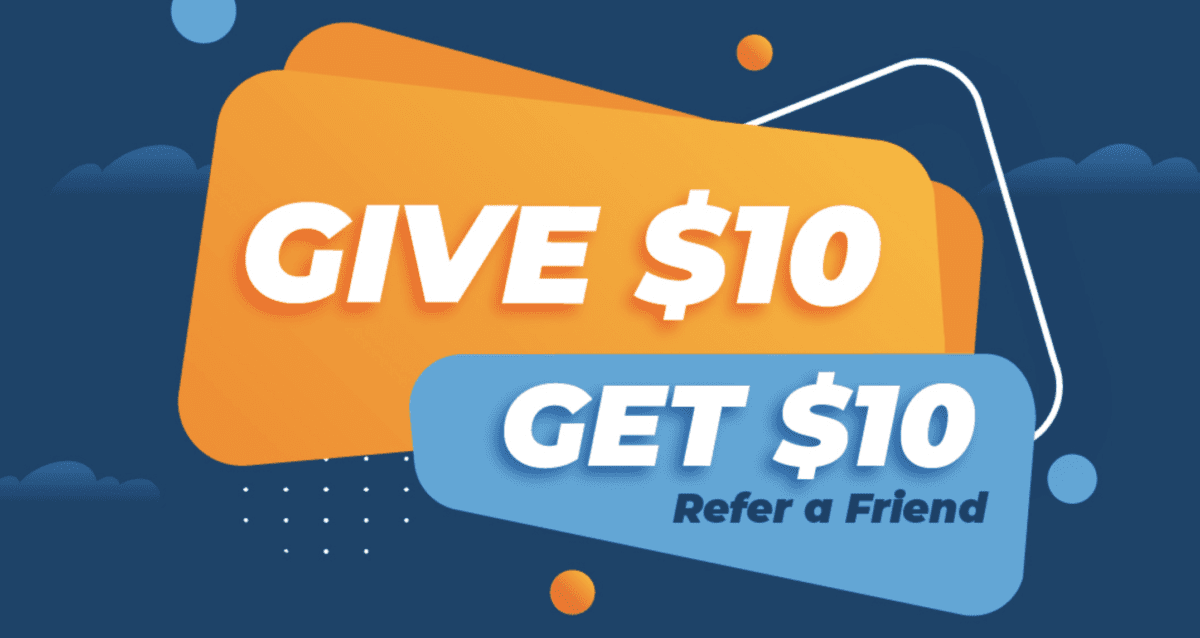 Give $10, Get $10: Thrifty Traveler Premium Referral Promo!